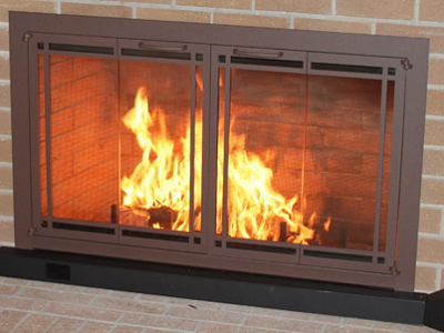 Bay Area Fireplace Door Specialists. Specializing in the sales and custom installation of all the top of the line fireplace doors from many major manufactures.
